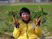 未来に繋がる持続可能な食と農業 出雲野菜 大塚さん
