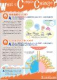 1.温暖化防止タペストリー