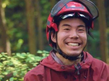 美しい森を作り、後世に残す 津和野ヤモリーズ 有村さん
