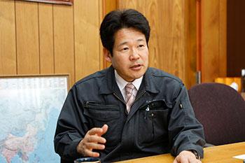 豊かな環境と経済を、未来の子どもたちへ 須山木材株式会社 須山代表