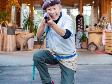 あんたが人生の主人公!全力で遊び、学び、自然の中で命と向き合う 陽氣な狩人 今田さん