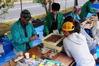 三瓶自然館が主催するイベントの企画・実施