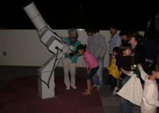 天体観察会